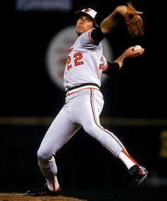 Jim Palmer - Orioles pitcher