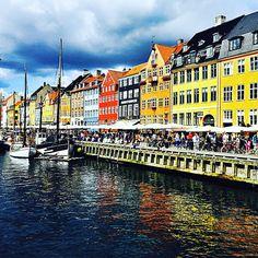 Kopenhagen Hafen