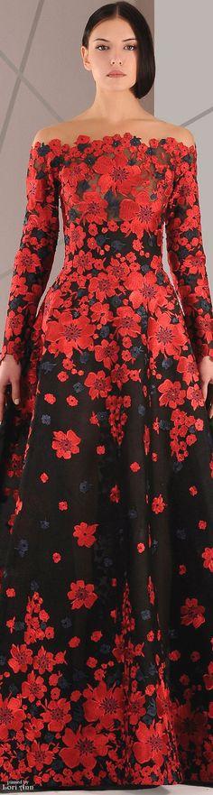 Antonios Couture Spring 2016