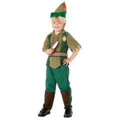 Peter Pan Çocuk Kostüm 7-8 Yaş