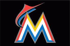 Miami Marlins alternate logo 2012-present