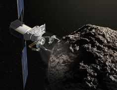 """NASA is preparing to send a spacecraft to a giant """"metal"""" asteroid that may tell scientists the secret of how our solar system was formed. Nasa, Science Fiction, Asteroid Mining, Moon Orbit, Space Sounds, Mining Company, Spaceship Design, Hubble Space Telescope, Earth From Space"""
