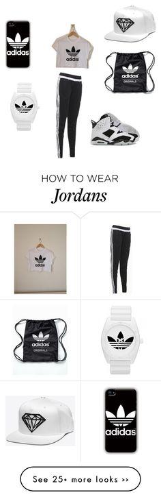 """Adidas"" by itskieri on Polyvore"