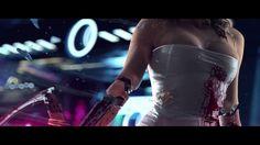 Just mixed the LAZERHAWK-So Far Away with Cyberpunk 2077 Teaser Trailer