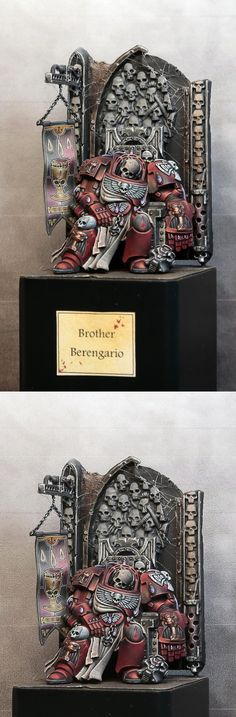 Brother Berengario (better pictures)