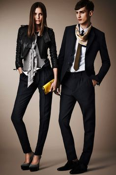Burberry Prorsum Resort 2013 Collection on Style.com: Runway Review