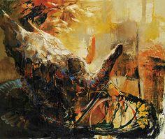 芸大・美大受験予備校「湘南美術学院」神奈川No.1の合格実績を誇る総合美術予備校です。 Amazing Art, Adrian Ghenie, Illustration, Artist, Painting, Delicate, Color, Drawing Drawing, Artists