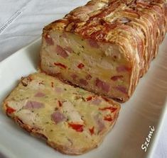 Meat Recipes, Chicken Recipes, Cooking Recipes, Dinner Party Recipes, Appetizer Recipes, Yummy Snacks, Yummy Food, Bread Dough Recipe, Hungarian Recipes