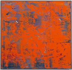 richter gerhard | The intelligent use of scales and contrasts in the hanging. The large ...