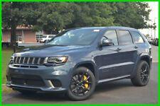 2019 Jeep Grand Cherokee Trackhawk 4x4 Rare Slate Blue Brand New