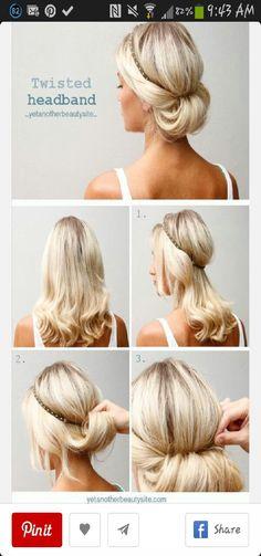 Crown Hair Tutorial! #Fashion #Beauty #Trusper #Tip