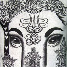 I do not practice this religion, but i find the ganesh to be beautiful