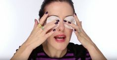 Step 7: Soak Eyelashes | How To Remove Mascara and Makeup Quick and Easy