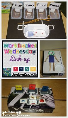This linkup focuses on workbaskets for structured work system that are contained in shoeboxes. Workbasket Wednesday for Structured Work Systems-September 2015