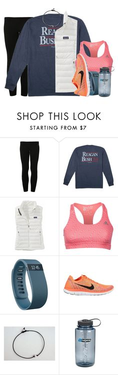 """""""how do I stay fit?"""" by thefashionbyem ❤ liked on Polyvore featuring NIKE, Rowdy Gentleman, Patagonia, adidas, Fitbit, Nalgene and weeklytipbyem"""