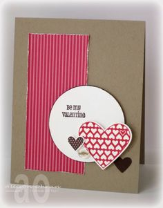 Valentine's Case by alliohran - Cards and Paper Crafts at Splitcoaststampers