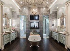 Luxury Master Bathroom Shower