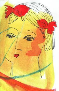 mariska eyck: reviving old paintings