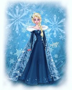 Elsa'S fabulous new dress from the new frozen short disney frozen, frozen fan art, Disney Artwork, Disney Fan Art, Disney Drawings, Disney Style, Disney Love, Frozen Movie, Disney Frozen Elsa, Frozen Frozen, Disney And Dreamworks
