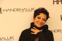 HANDEHALUK Hair & Make Up #sac #makyaj #moda #stil #hair #makeup #handehaluk   #salon www.handehaluk.com