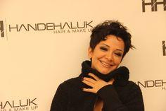 HANDEHALUK Hair & Make Up #sac #makyaj #moda #stil #hair #makeup #handehaluk   #salon www.handehaluk.com
