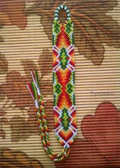 Photo of #74888 by Kukovyaka - friendship-bracelets.net