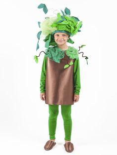 disfraces infantiles sobre la naturaleza - Buscar con Google