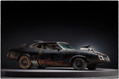 Before the Dirt - The Cars of Mad Max Fury Road on Behance