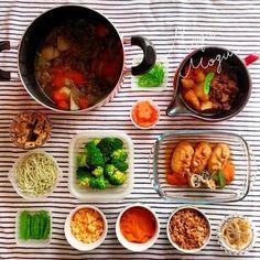 同じ食材も、いっぺんにいろいろなおかずを作っておけば、毎日のレシピに悩むこともありません。 しっかり使い切れるから、お財布にもやさしいですね。