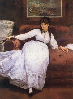 File:Édouard Manet - Le repos.jpg