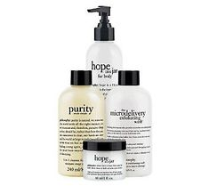 Beautiful skin starts with great basics - Thanks @philosophy skin care!