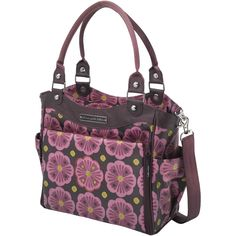 Petunia Pickle Bottom City Carryall Bavarian Bliss - Can't wait for it to arrive! Petunia Pickle Bottom, Layla Grayce, Wipes Case, Convertible Backpack, Carry All Bag, Changing Pad, Petunias, New Parents, A 17