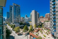 1082 Seymour Street Vancouver BC Canada The Freesia is a Downtown Vancouver Condo in Vancouver West