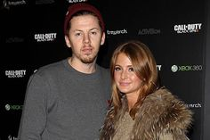 Millie Mackintosh and Professor Green on first public outing as engaged couple