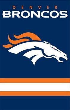 Activesportsmen - AFDB #Broncos 44x28 Applique #Banner #Denver