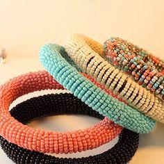 Seeds Beaded BOHO Holiday Style Bracelet - Bracelets - Jewelry Free shipping