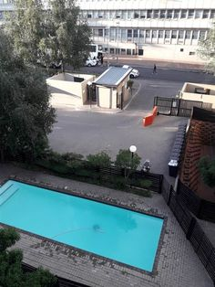 Studio Apartment to rent in Braamfontein Private Property, Property For Rent, Garden Fencing, Shopping Center, Studio Apartment, Apartments, Things That Bounce, Photo Galleries, Art Gallery