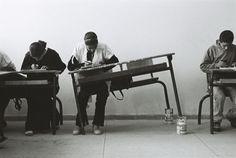 Hicham Benohoud, La Salle de classe, 1994-2002