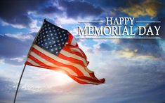 Have a great #MemorialDayWeekend! And remember why & who we celebrate...