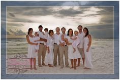 What to wear for family pictures on the beach the alexander family beach po Family Photos What To Wear, Large Family Photos, Family Beach Pictures, Beach Photos, Family Pics, Large Family Photography, Beach Photography, Photography Ideas, Beach Picture Outfits