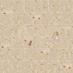 Textures   -   ARCHITECTURE   -   TILES INTERIOR   -   Marble tiles   -   Cream  - Pearled sicilia marble tile texture seamless 14294 (seamless)