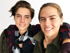 They have smiles sent from the orthodontist gods. | 21 Reasons Dylan And Cole Sprouse Are The Total Package