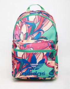 adidas Originals x Farm Banana Print Backpack -- to get rid of that JanSport