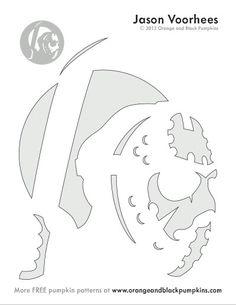 jason version 1 by peachysic on deviantart stencils