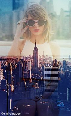 Taylor Swift iPhone Wallpaper Edit by Claire Jaques