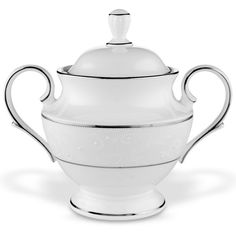Opal Innocence Sugar Bowl By Lenox
