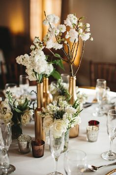 Spreading floral love.: Classic San Clemente Wedding