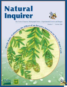The second edition monograph explores the effects of nonnative earthworms on the environment. http://www.naturalinquirer.org/Worming-Their-Way-In-(Monograph)-i-17.html