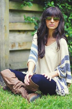 The Chief's Daughter Sweater: Tan