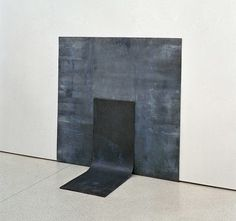 Collection Online | Richard Serra. Right Angle Prop. 1969 - Guggenheim Museum